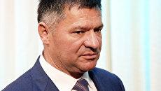 Временно исполняющий обязанности губернатора Приморского края Андрей Тарасенко. Архивное фото