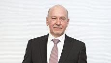 Постоянный представитель России при Продовольственной и сельскохозяйственной организации ООН (ФАО) в Риме Александр Горбань. Архивное фото