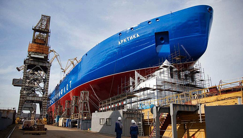 РФ построит природоохранный флот для Арктики после 2021 года