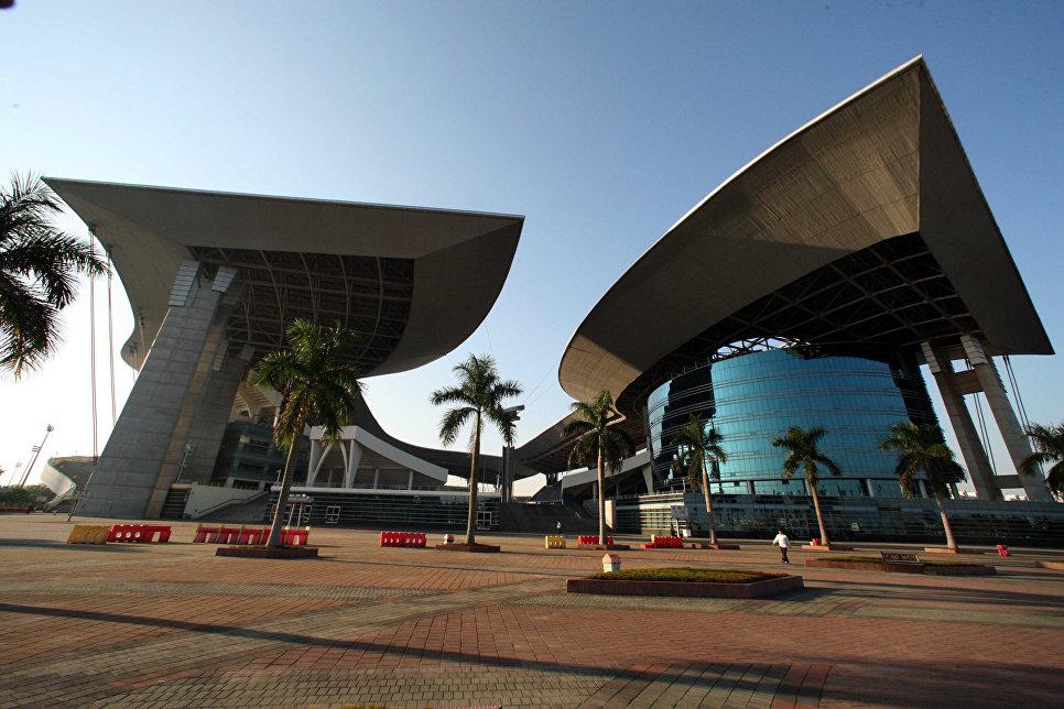 Олимпийский стадион провинции Гуандун