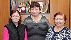 Фотография женщин-почтальонов, которые дали отпор грабителям в Томске