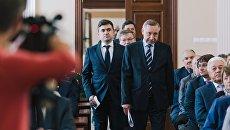 Представление врио губернатора Ивановской области Станислава Воскресенского. 11 октября 2017