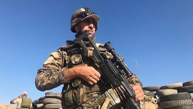 Неменее 60 боевиков сдались сирийской армии при посредничестве военныхРФ