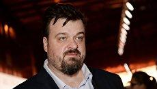 Спортивный комментатор, телеведущий Василий Уткин. Архивное фото