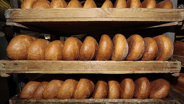 Производство хлеба. Архивное фото