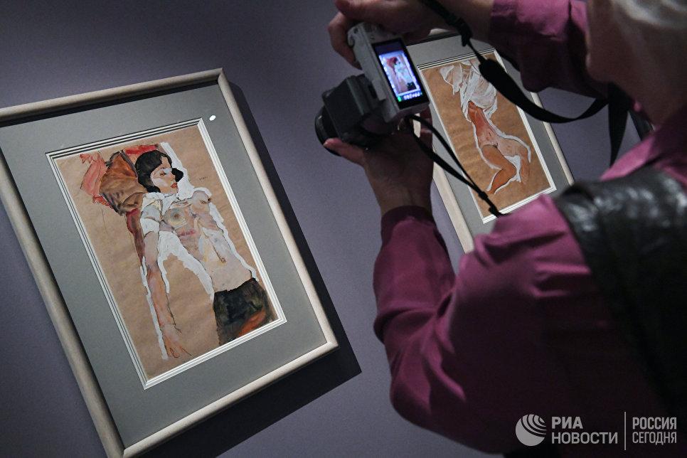 Климт выставка в москве 2017 пушкинский