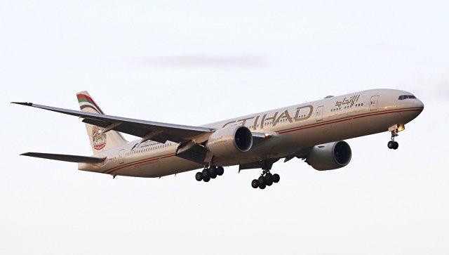 В Австралии экстренно приземлился пассажирский самолет