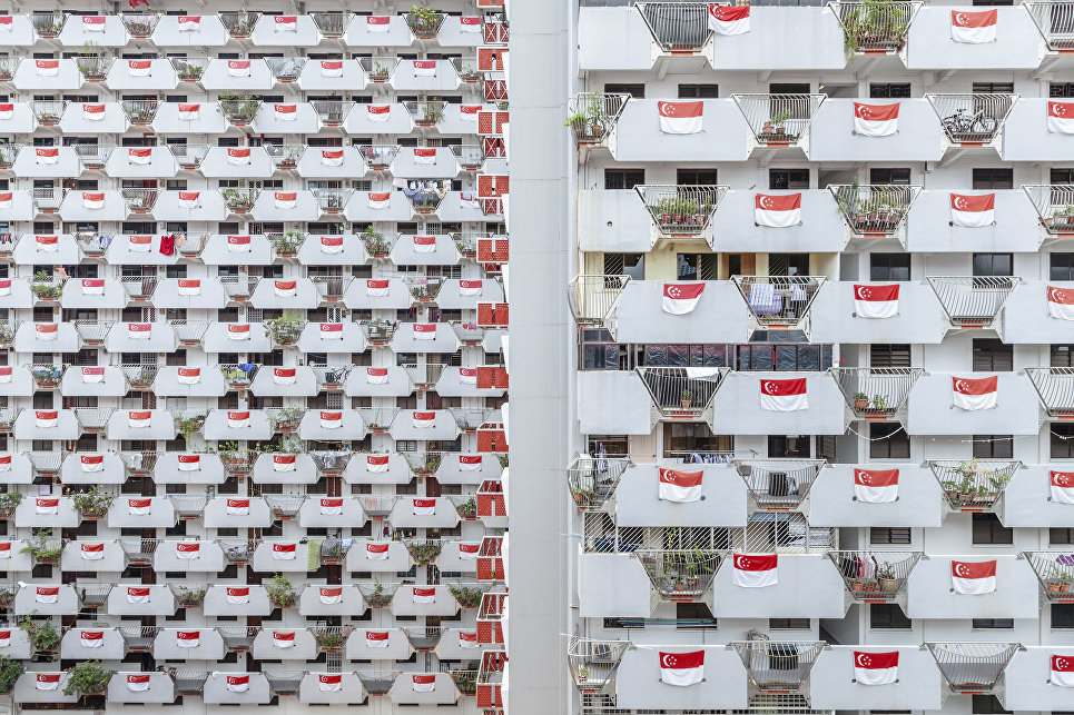 Здание Selegie House в Сингапуре