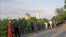 Город Рязань. Архивное фото