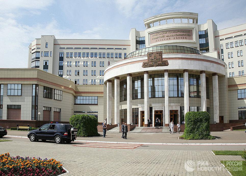 МГУ иНовосибирский госуниверситет признаны лучшими вузами Восточной Европы поверсииQS