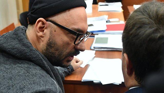 Суд продлил Серебренникову срок домашнего ареста до 19 января