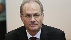 Бывший губернатор Новосибирской области Василий Юрченко. Архивное фото