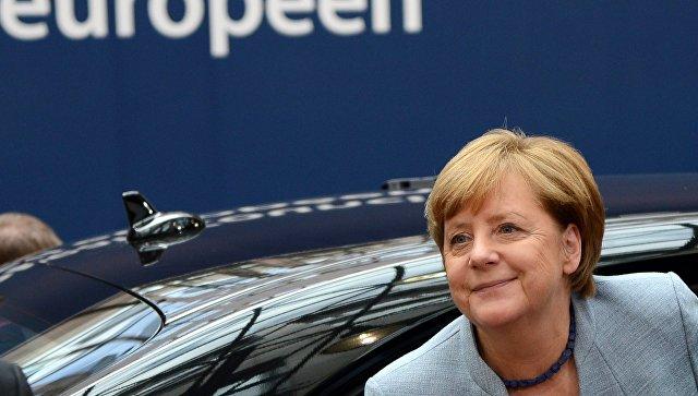 Меркель хочет сформировать сСДПГ «стабильное правительство»
