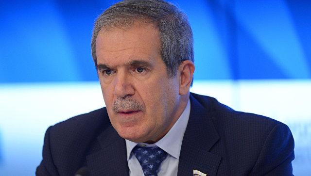 Заместитель председателя Комитета Совета Федерации по международным делам Зияд Сабсаби. Архивное фото