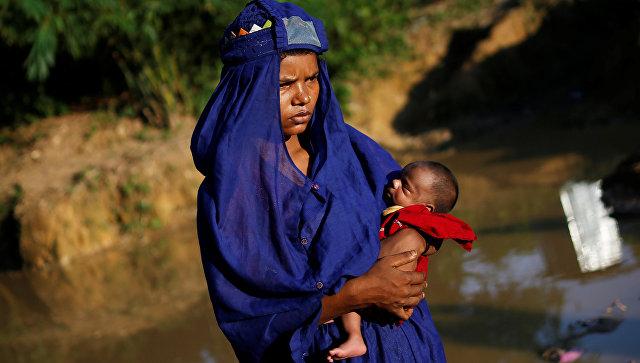 США призвали кнемедленному прекращению насилия вмьянманском штате Ракхайн