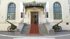 Военная академия РВСН имени Петра Великого. Архивное фото