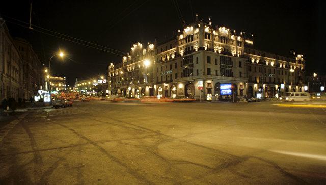 Вид на гостиницу Метрополь