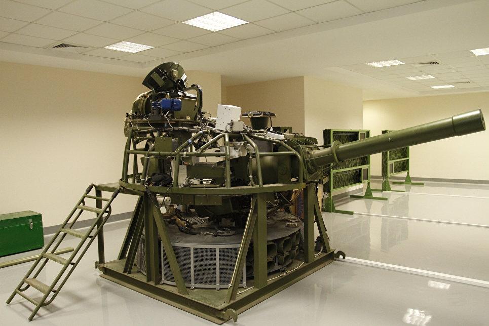 Тренажер Т-72Б.