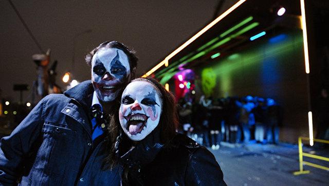 Хеллоуин в Российской Федерации отметят 3% знающих онем россиян