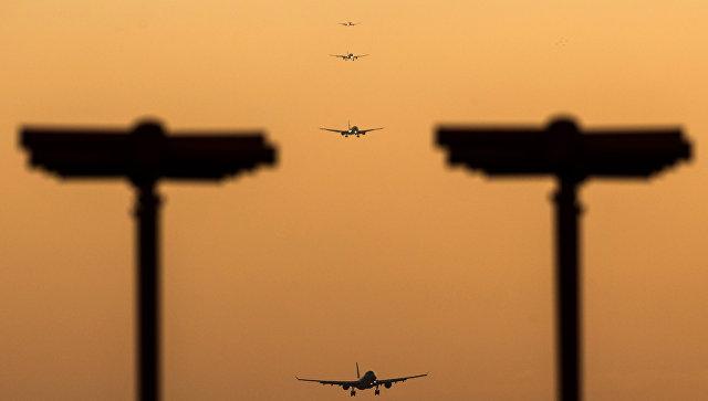 Пассажирские самолеты. Архивное фото