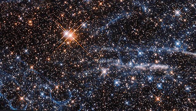 Большое Магелланово Облако. Архивное фото