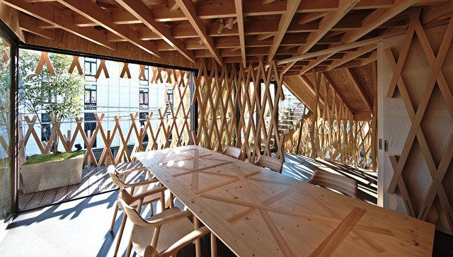 Фестиваль Русские Сезоны получит новую номинацию - Деревянная архитектура