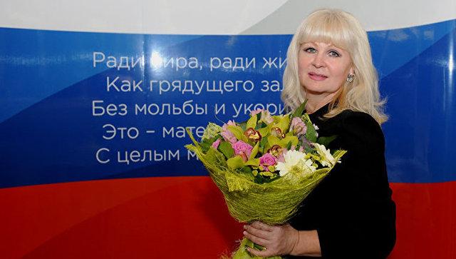 Руководитель «Женского диалога» подала вЦИК документы навыдвижение