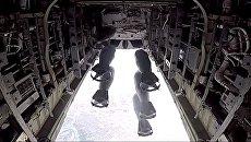 Авиаудары бомбардировщиками Ту-22М3 ВКС РФ по объектам террористов в провинции Дейр-эз-Зор. Архивное фото