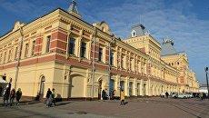 Торжественное открытие исторического мультимедийного парка Россия – моя история в Нижнем Новгороде. 4 ноября 2017