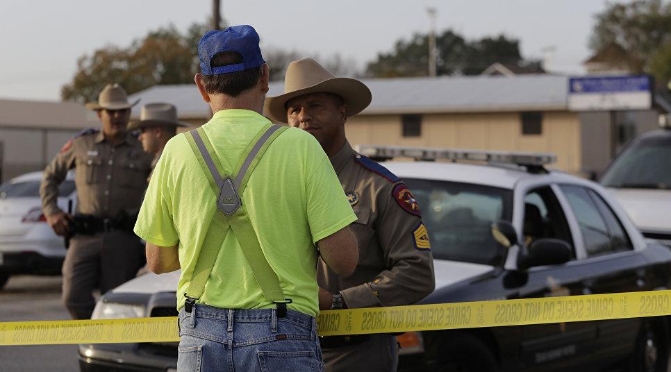Стрельба в церкви США, как следствие так называемой Второй поправки