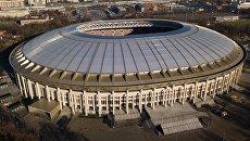 Стадион Лужники в Москве. Архивное фото