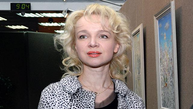 Виталина Цымбалюк-Романовская. Архивное фото