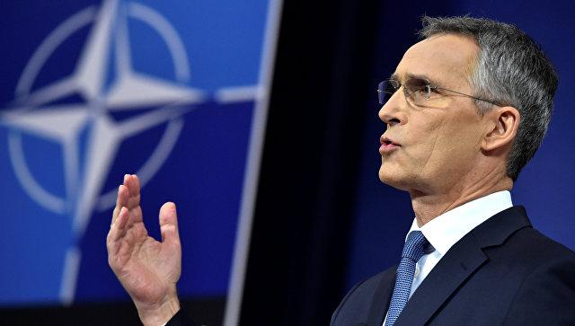 Столтенберг сказал, сколько НАТО пробудет вАфганистане