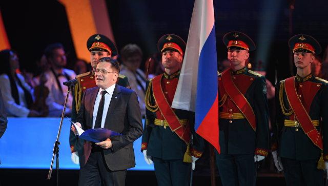 Генеральный директор Росатома Алексей Лихачев