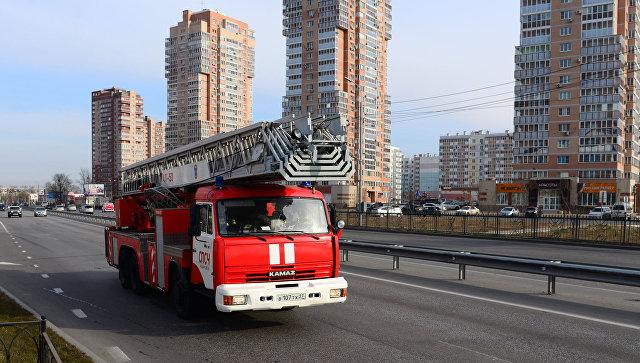 На юго-востоке Москвы один человек погиб при пожаре в частном доме