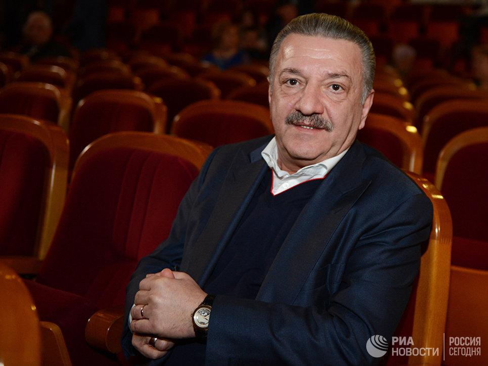 Предприниматель Тельман Исмаилов