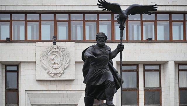В Санкт-Петербурге открыли памятную доску в честь 110-летия РВИО