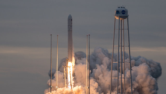 Космический фургон Cygnus отправился кМКС