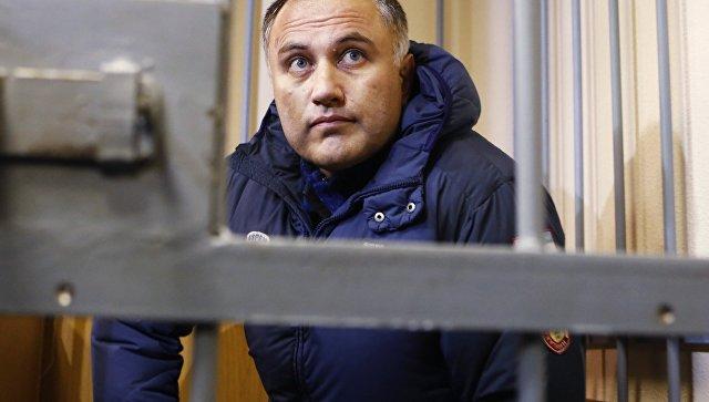 Оганесян признал вину вхищениях при строительстве «Зенит-арены»