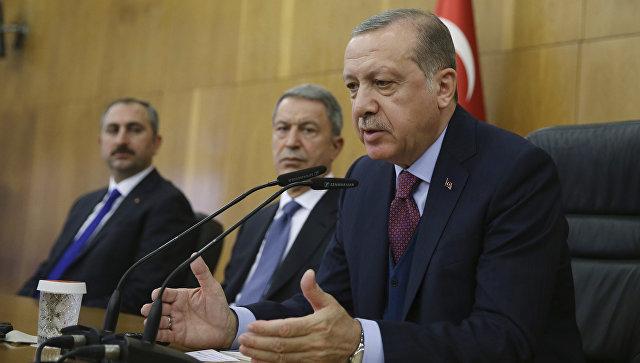 Эрдоган: Анкара придает особое значение совместным усилиям с РФ в оборонной промышленности