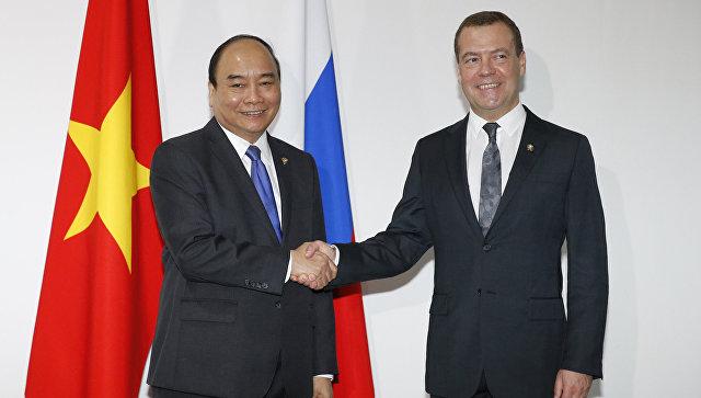 Россия и Вьетнам продолжат использовать нацвалюты во взаиморасчетах