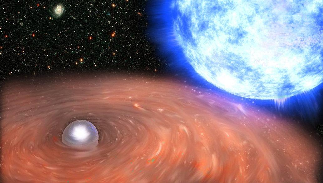 """Физики создали аналог материи """"мертвой звезды"""" в лаборатории"""