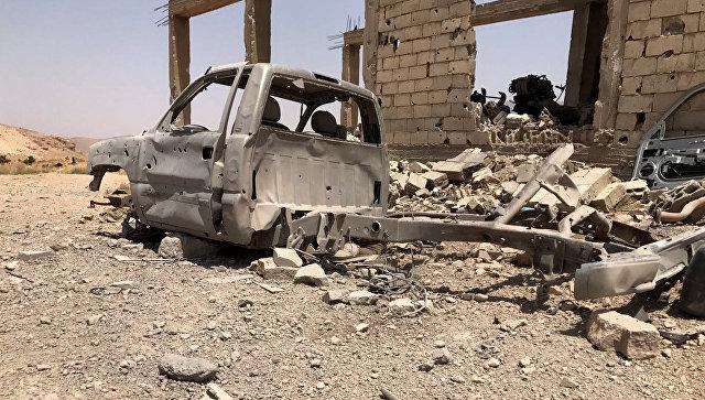 Россия за сутки зафиксировала шесть нарушений перемирия в Сирии