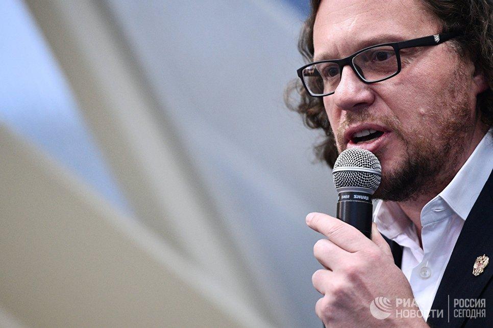 Бизнесмен Сергей Полонский