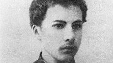 Писатель Андрей Белый