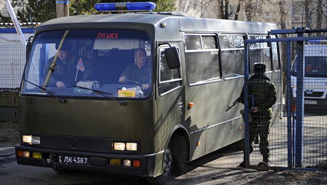 В СБУ заявили о готовности Киева к компромиссу в обмене пленными в Донбассе