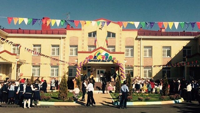 Новый детский сад в Карачаево-Черкесии