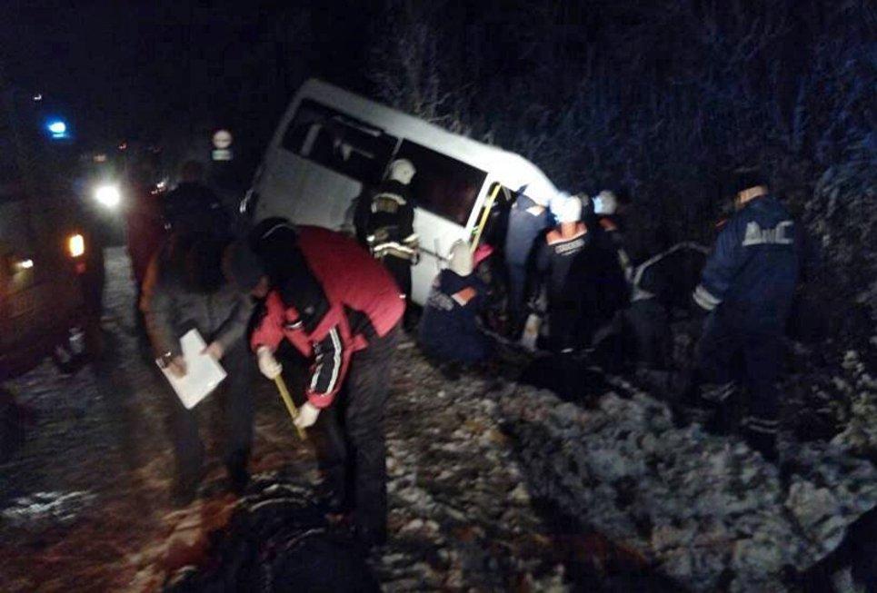 В Марий Эл водителя лесовоза осудили за ДТП с 15 погибшими