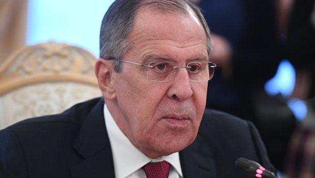 """Лавров назвал заявление американского постпреда """"фейковой дипломатией"""""""