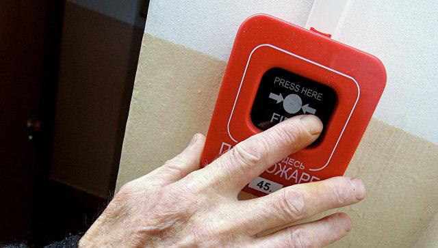 Дома тюменских пенсионеров и инвалидов оборудуют пожарной сигнализацией